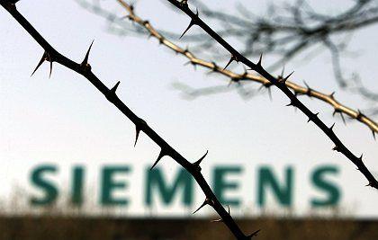 """Siemens-Logo: Kleinfeld will """"keine Kenntnis"""" gehabt haben"""
