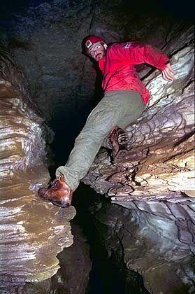 Ins Innere der Erde: Nördlich des Polarkreises lassen sich in Norwegen mehrere Grotten erkunden