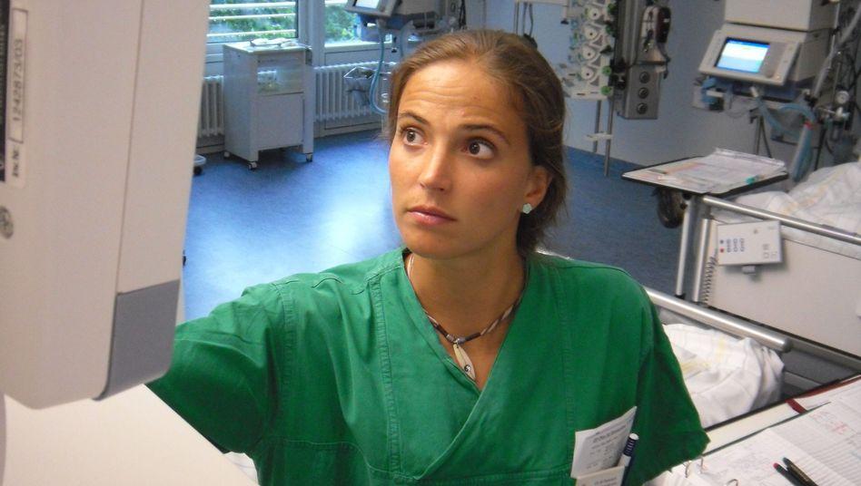 Mediziner im ersten Job: Operieren am offenen Herzen
