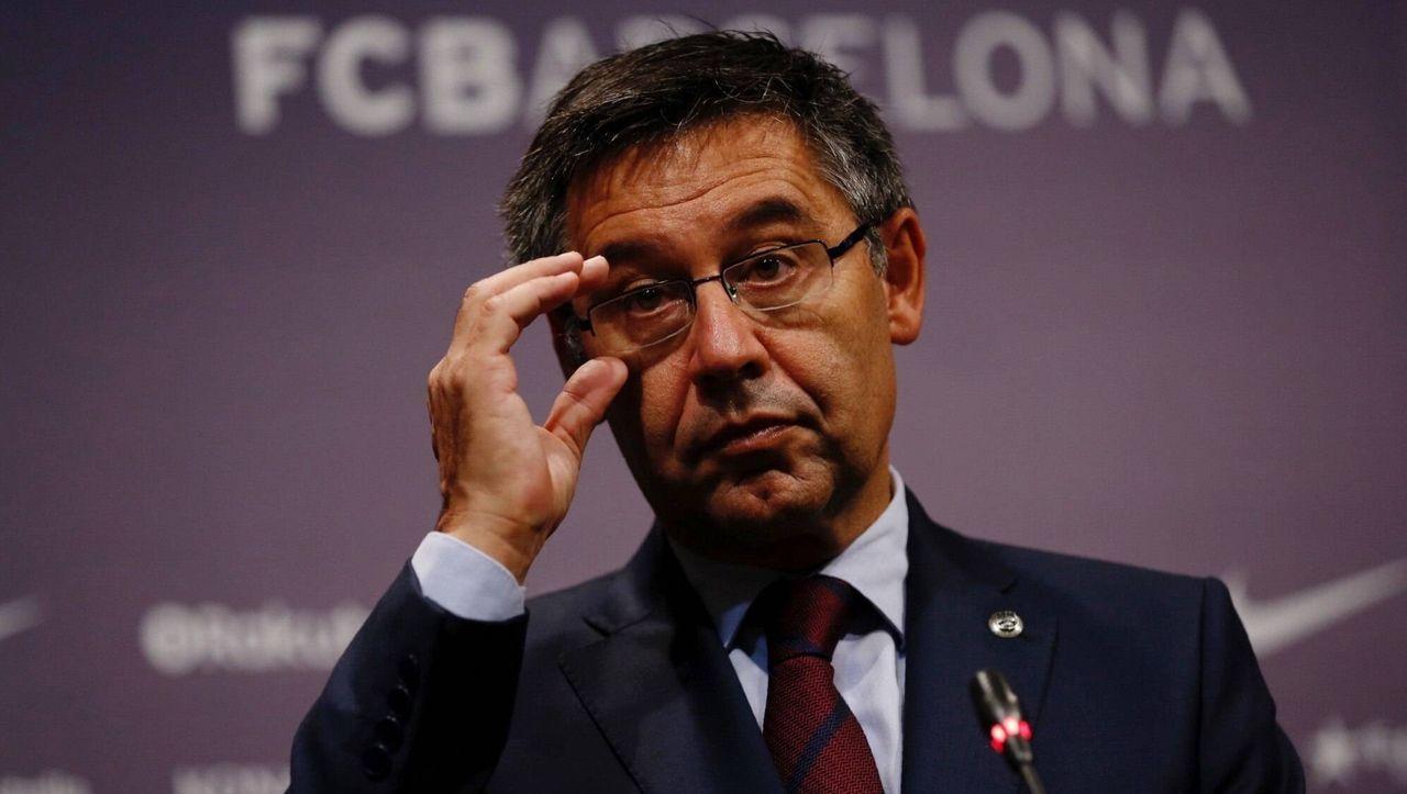 Barcelonas Präsident Bartomeu tritt zurück