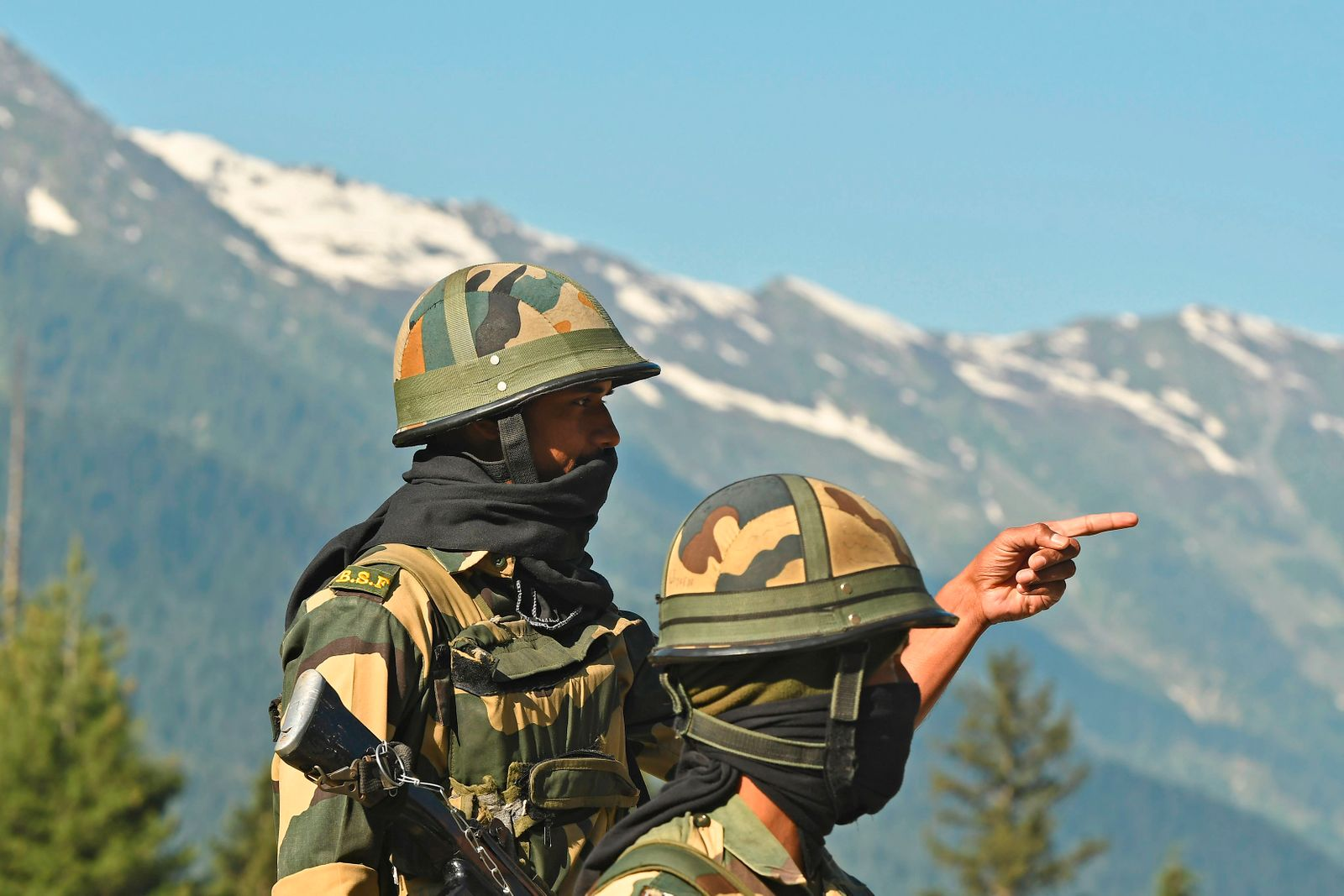 INDIA-CHINA-CONFLICT-SECURITY