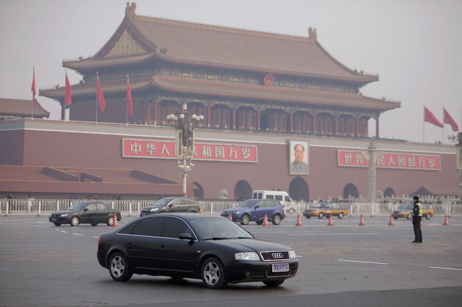 China Audi Chrysler