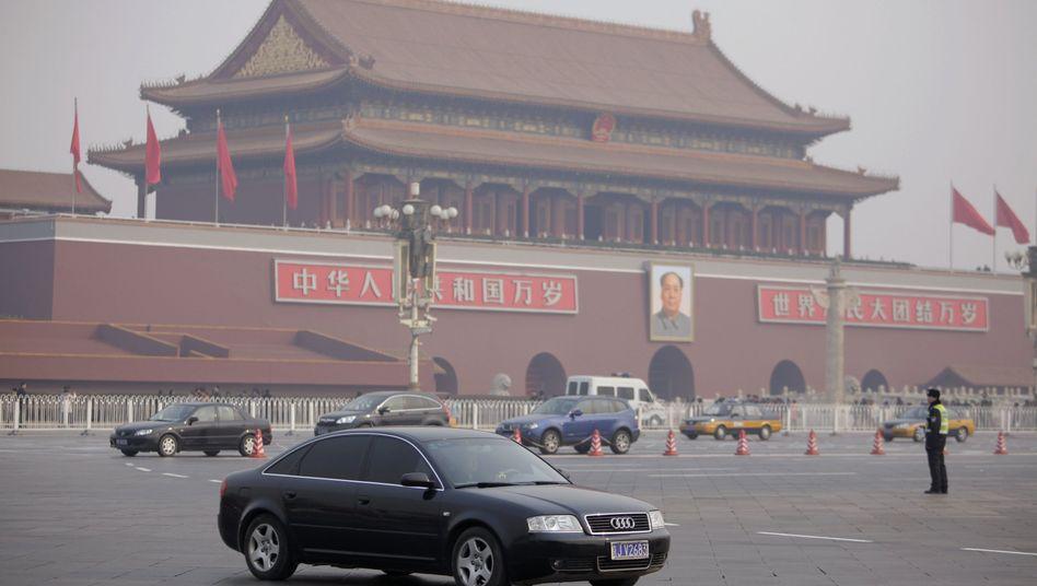 """Audi vor Platz des himmlischen Friedens: China geht gegen Autobauer wegen """"monopolistisches Verhalten"""" vor"""
