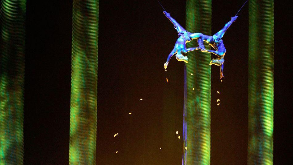 """Show """"Kà"""" (Archivfoto von 2008): Tödlicher Absturz"""