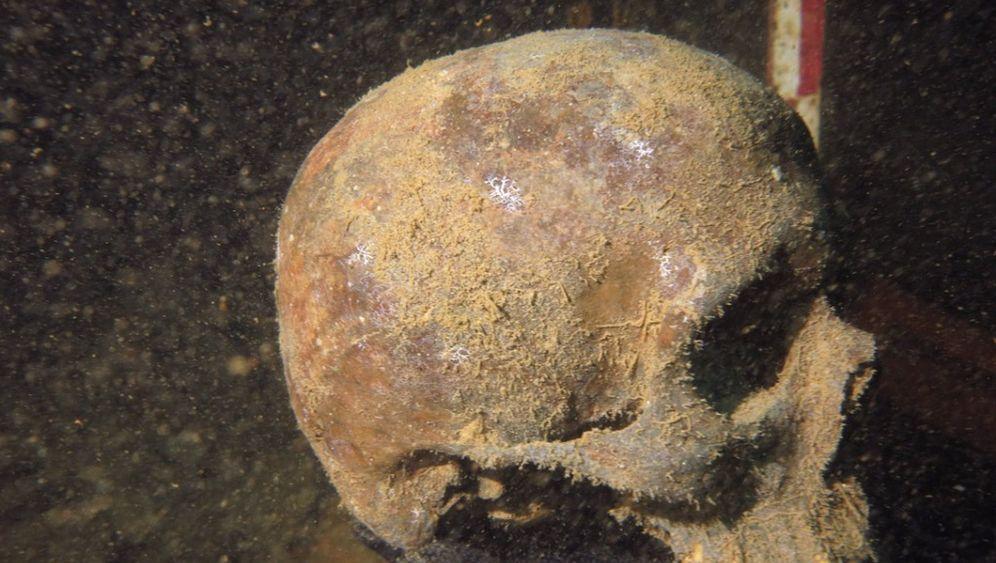 U-Boot vor Indonesien: Fundstücke aus dem Wrack
