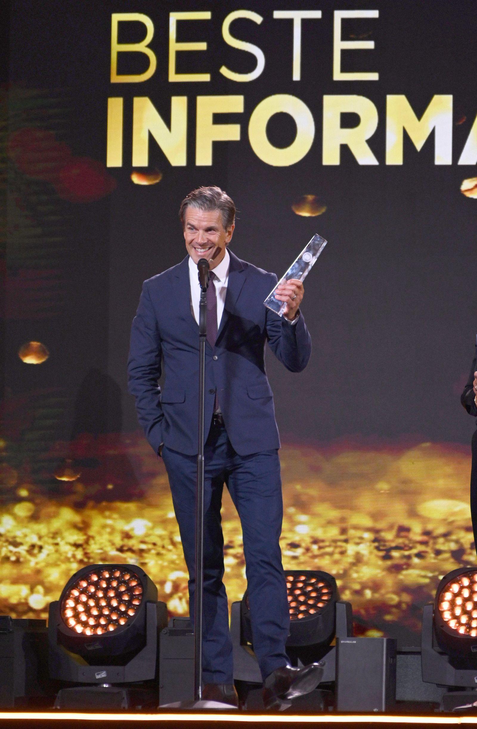 Deutscher Fernsehpreis 2021 - Preisverleihung