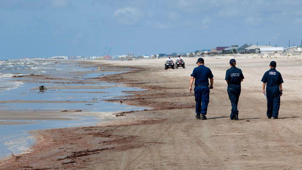 """Ölpest im Golf von Mexiko: BP spricht von """"Katastrophe"""""""