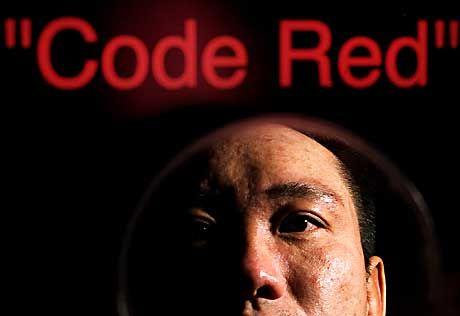 """""""Made in China"""" stand im Code von """"Code Red"""": Viele Experten glauben, dass dies nur eine Irreführung war. Der Ursprung des Virus bleibt ungeklärt"""