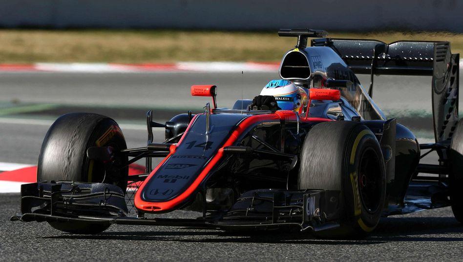 McLaren-Pilot Alonso: Kein Start in Australien