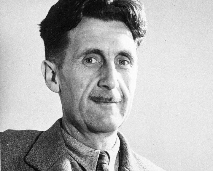 Trump-Prophet George Orwell