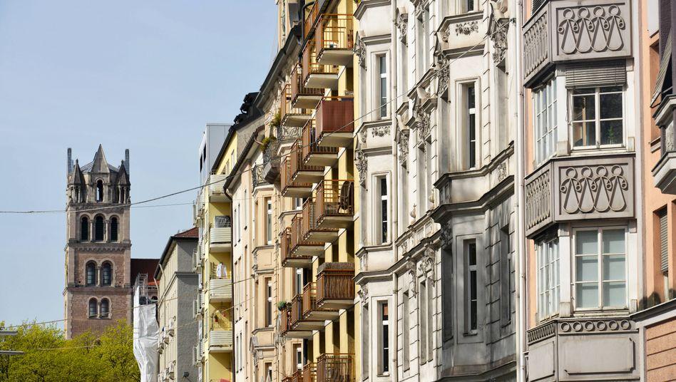 Altbauten in München: Klimaschutz und günstige Mieten gleichwertiges Ziel