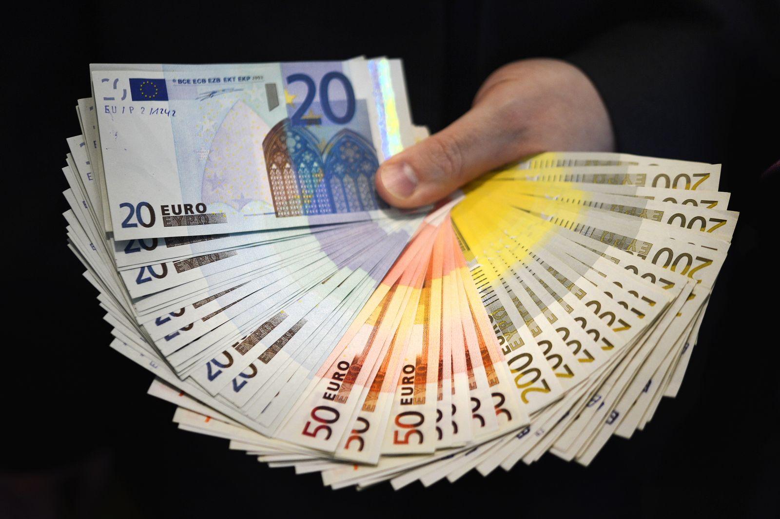 EINMALIGE VERWENDUNG euro notes