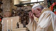 """Papst warnt vor """"wütenden und aggressiven Nationalismen"""""""