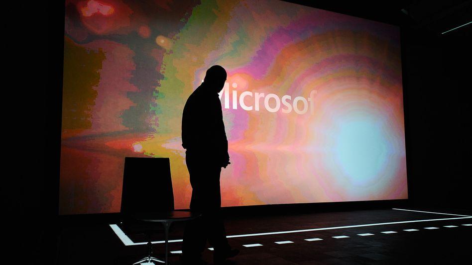 The EU has fined Microsoft over a half billion euros.
