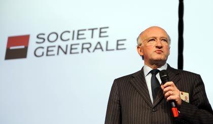 Bank-Chef Daniel Bouton versucht sich in Erklärungen: Doppelbelastung für Société Générale