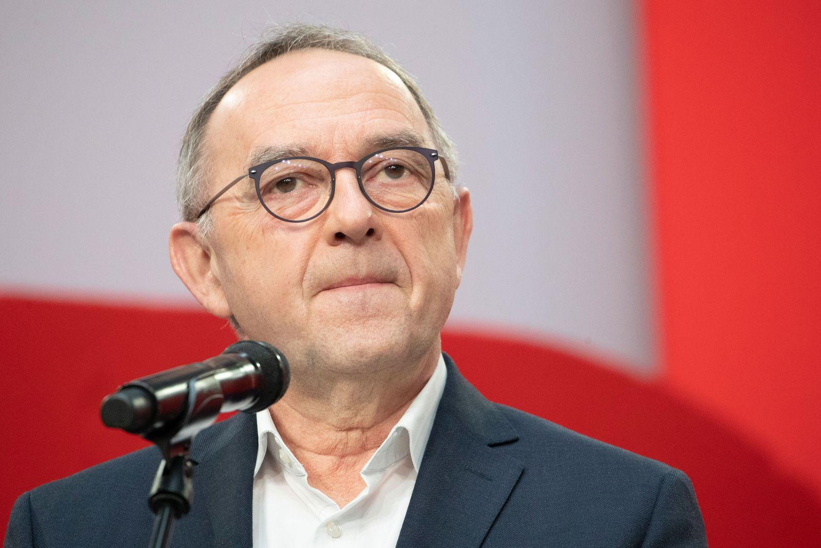 Social Democrats (SPD) Hold Two-Day Virtual Retreat, Berlin, Germany - 07 Feb 2021