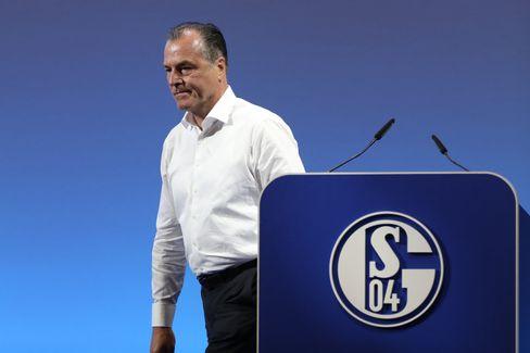 Clemens Tönnies, Aufsichtsratsvorsitzender beim FC Schalke 04