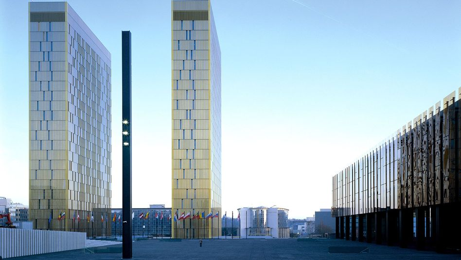 The European Court of Justice in Luxembourg has a controversial role in the fiscal pact.