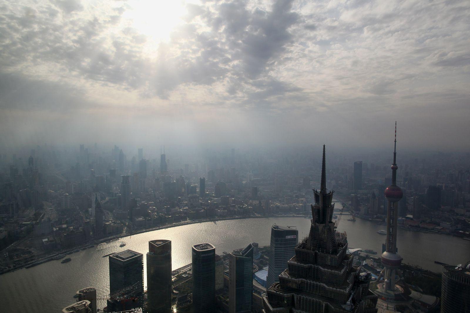 Shanghai / Financial District