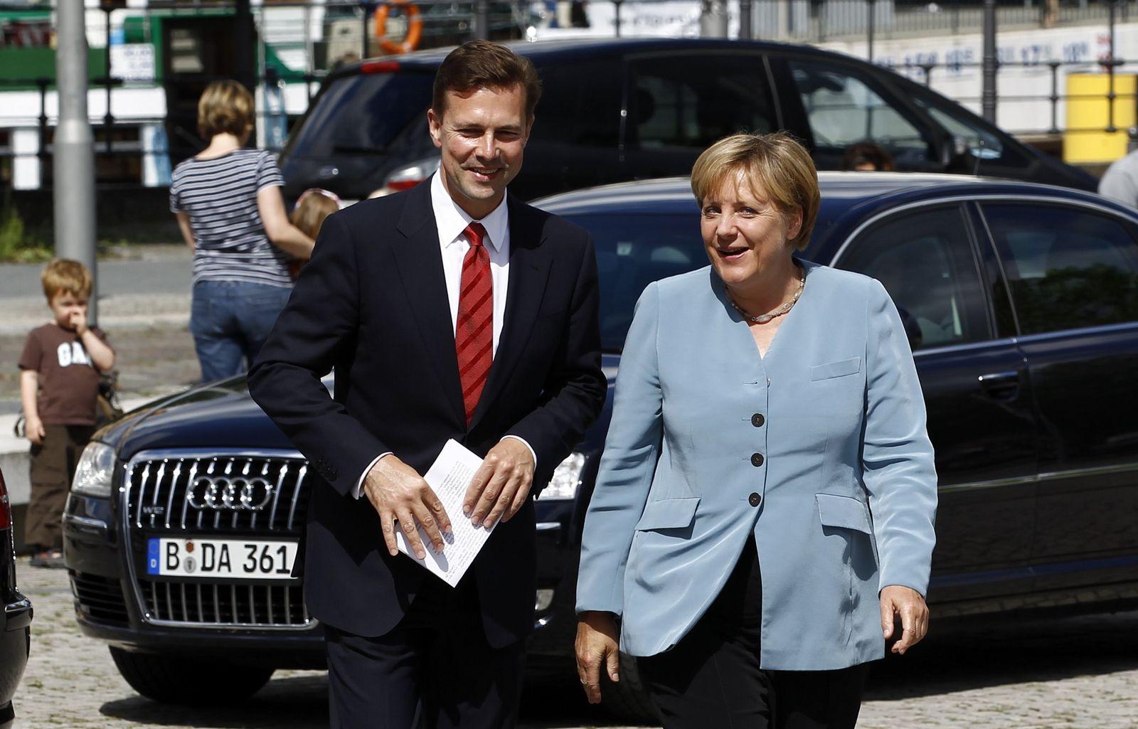 Seibert Merkel