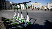 Anbieter stoppen Verleih von E-Scootern