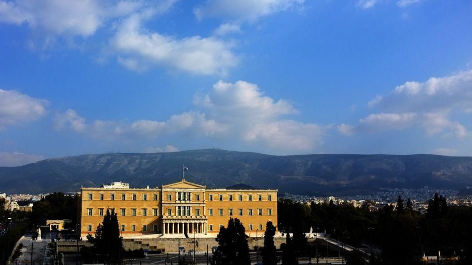 Parlament in Athen: Bilanz der Privatisierungsbehörde ist ein Desaster
