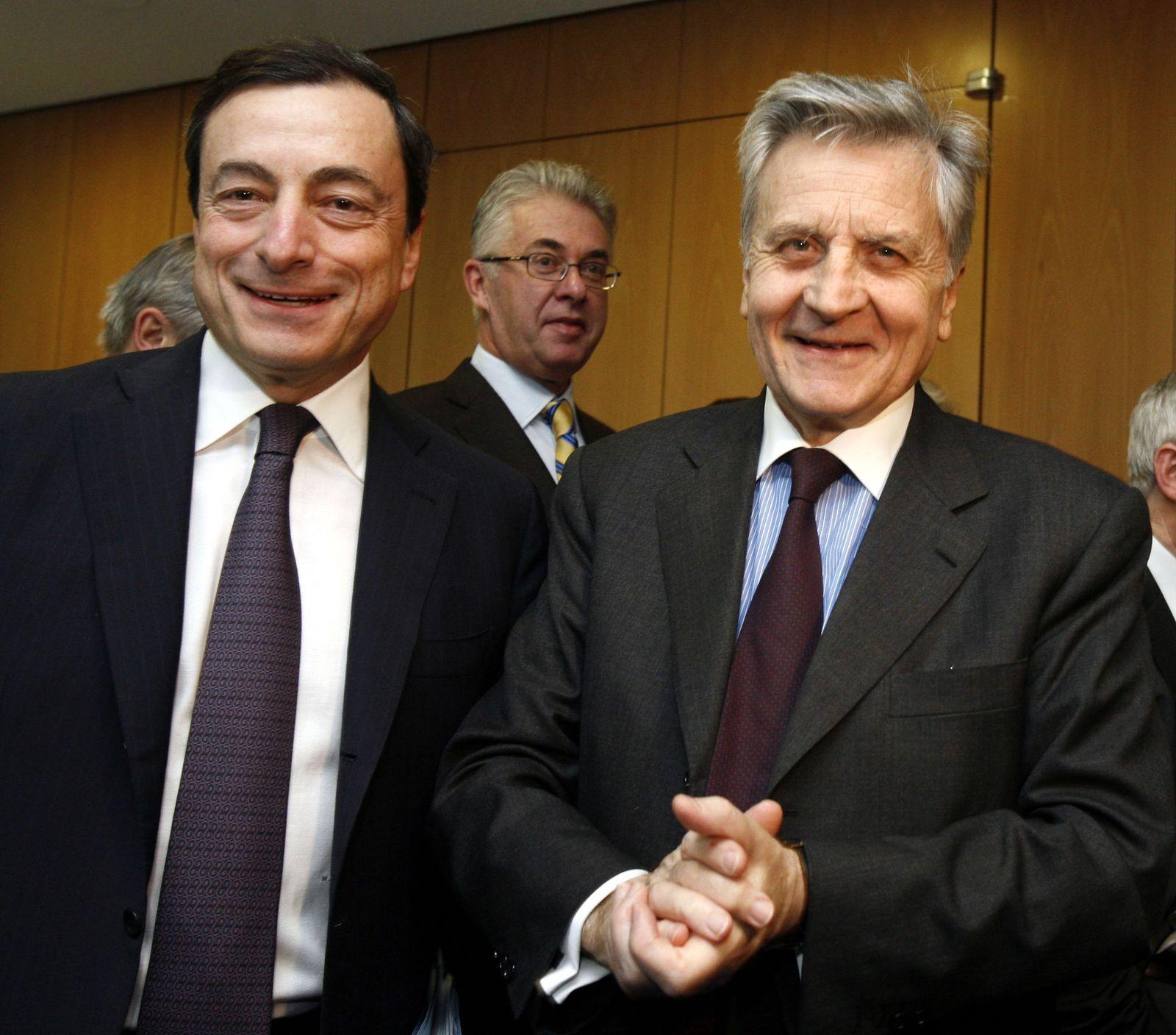 EZB - Trichet / Draghi