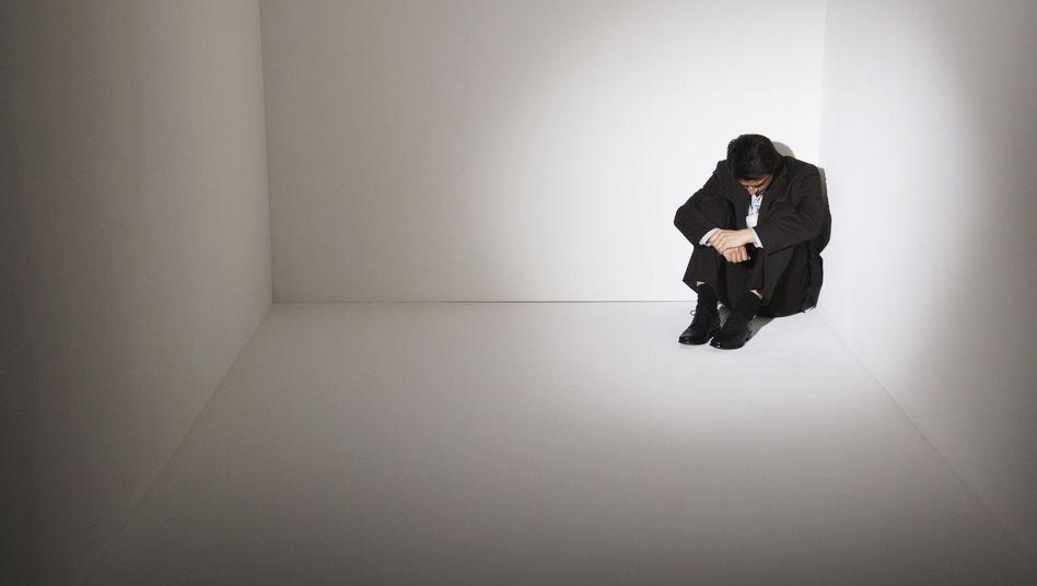 In die Ecke gedrängt: Viele Betroffene bekommen Angst vor Alltagssituationen