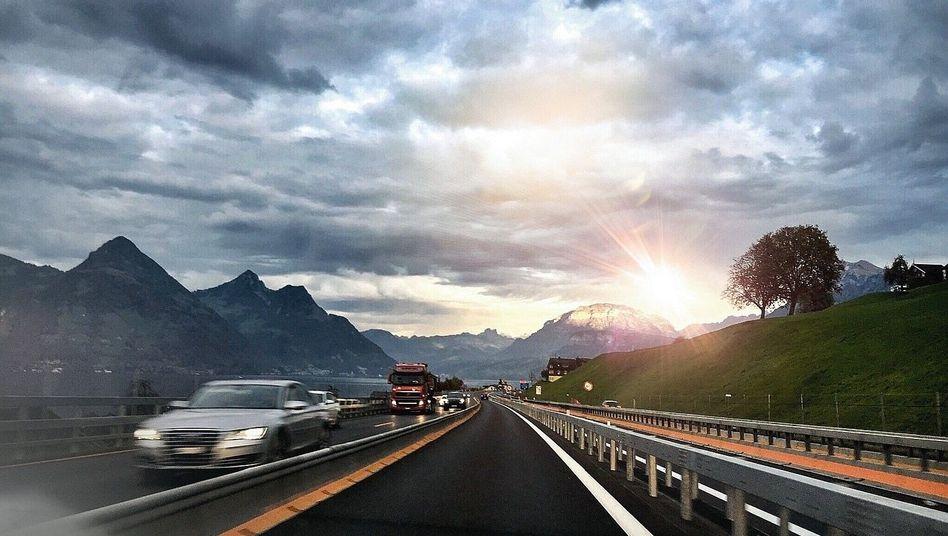 schweiz autobahn höchstgeschwindigkeit