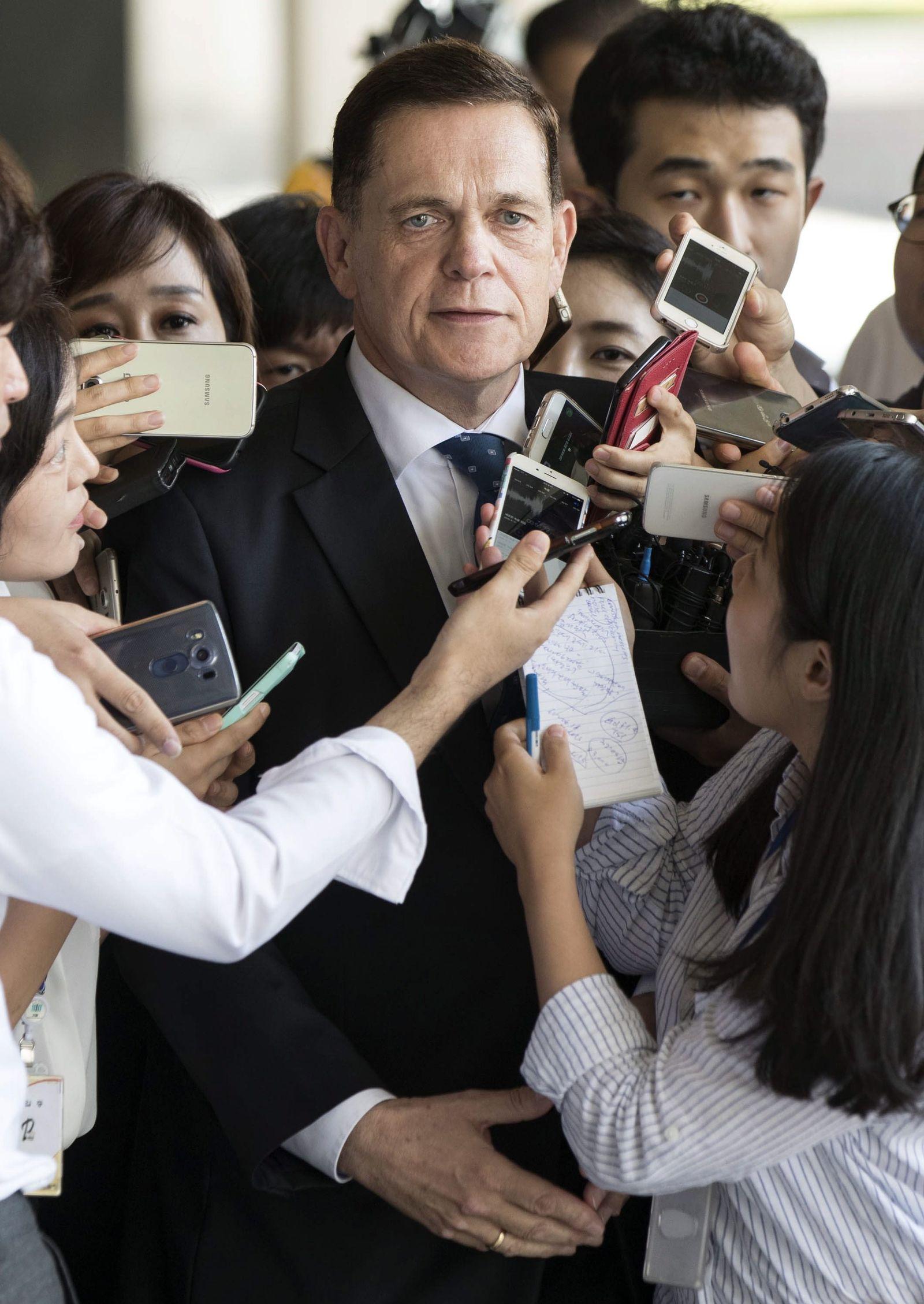Chief of Volkswagen Korea summoned for probe