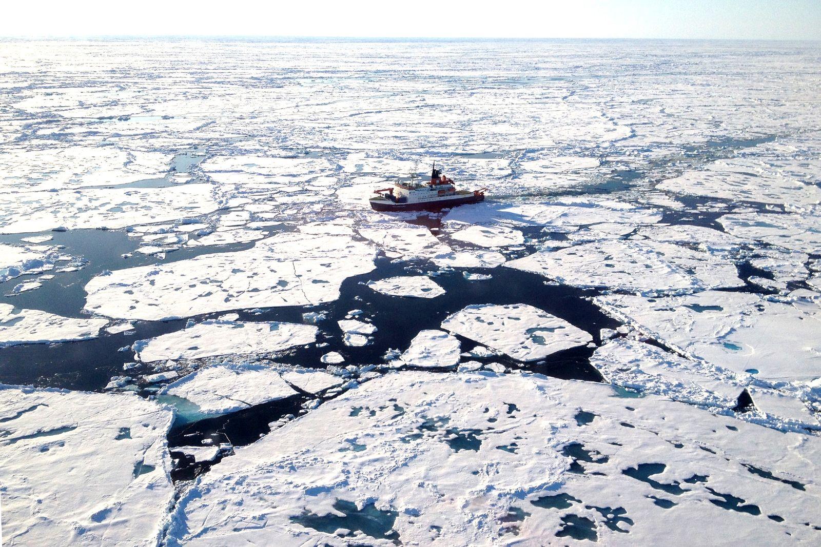 Polarstern / Arktis