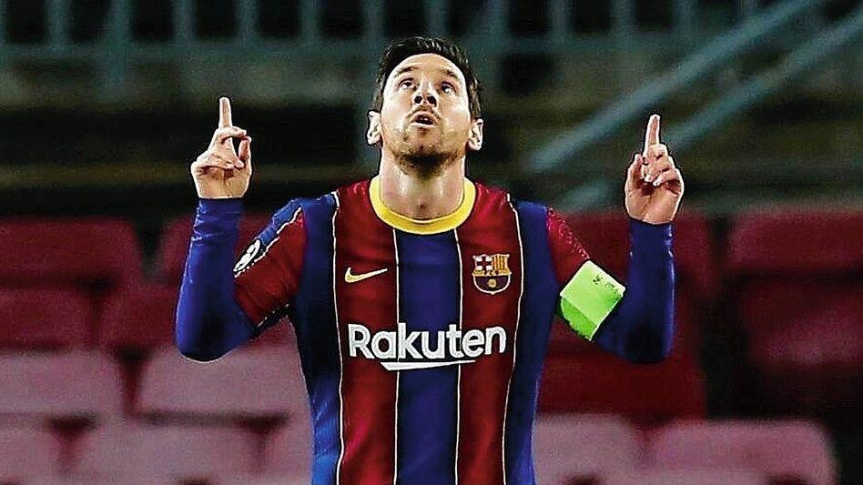 """Fußball-Ikone Messi:""""Ich brauche ein Siegerprojekt"""""""