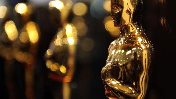 Oscars 2011: Glitzer, Glamour, Goldjungen