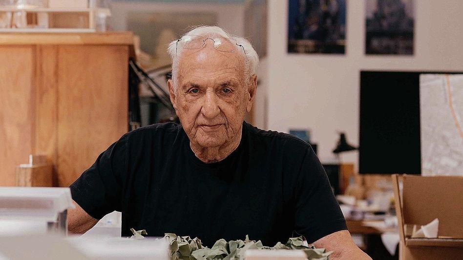 Baumeister Gehry: »Ständig voller Selbstzweifel«