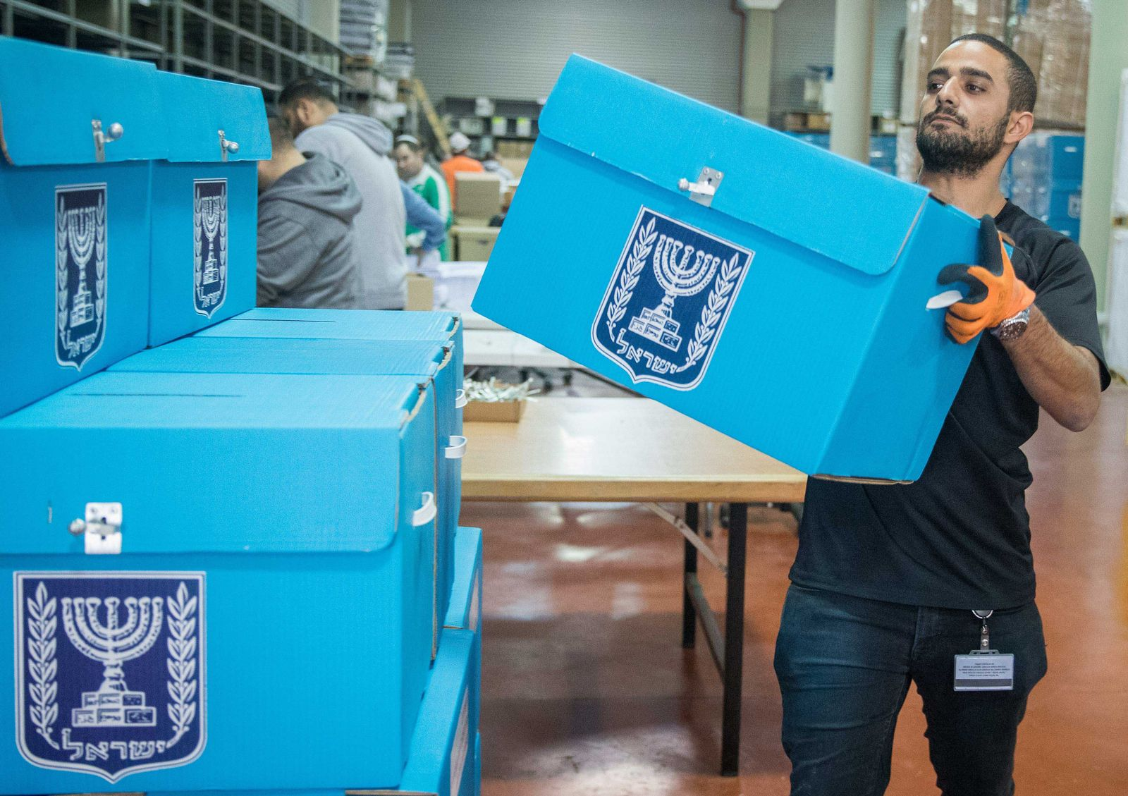 Vor den Wahlen in Israel
