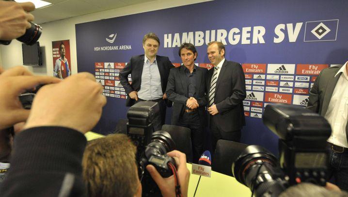 HSV-Präsident: Hoffmann hoffnungslos