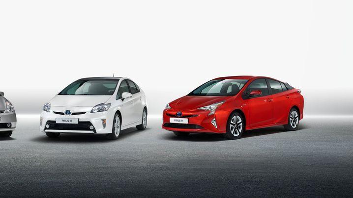 Toyota Prius: Pionier der Vernunft