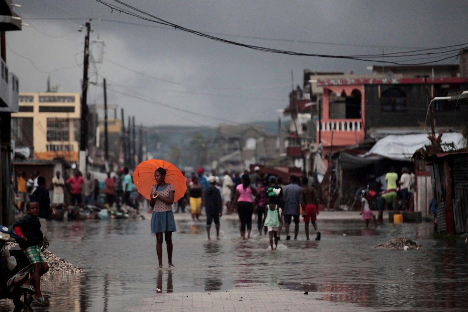 Haiti/ Wetter
