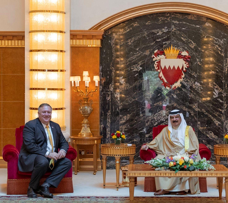 BAHRAIN-US-DIPLOMACY