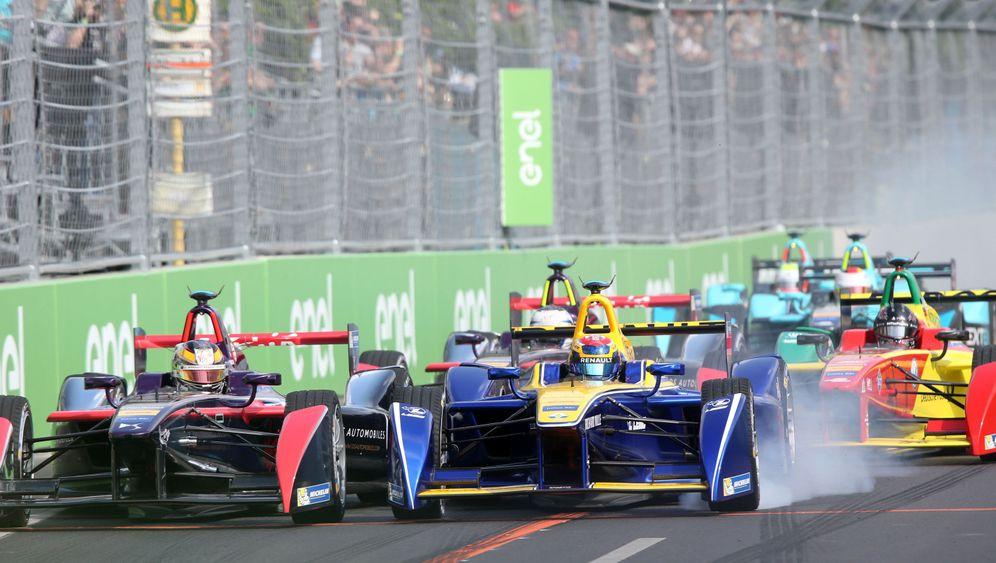 Saisonstart in der Formel E: Da guckste, Formel 1!