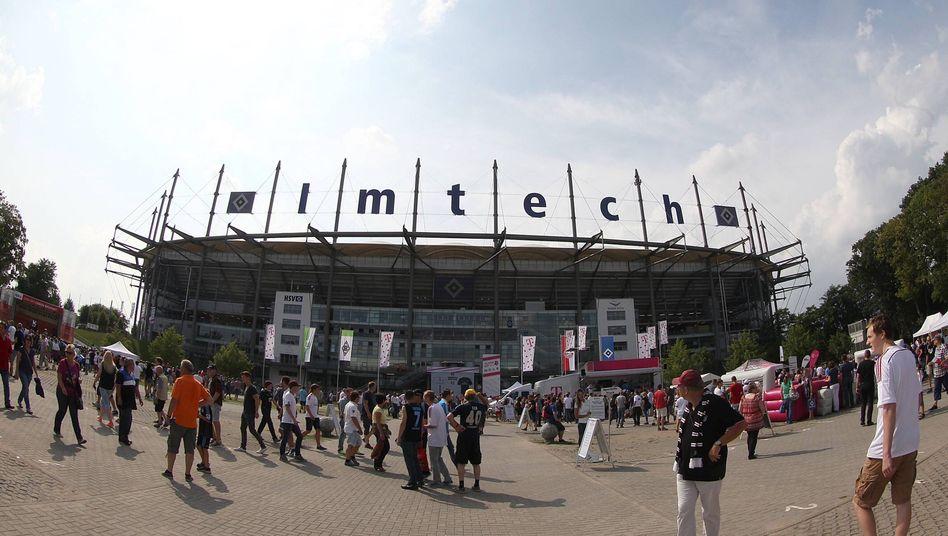 HSV-Stadion: Sponsorennamen haben bald ausgedient