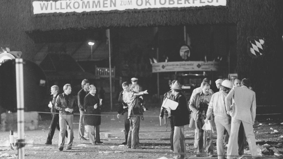 Photo Gallery: Oktoberfest Bombing Case Reopened