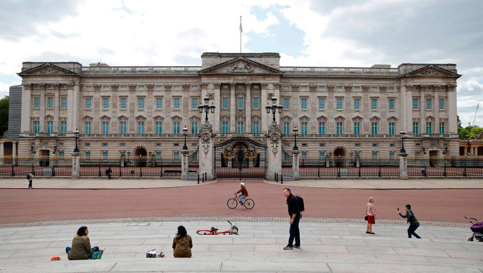 Buckingham Palace, London: Das offizielle Statement zum Essay der Herzogin über ihre Fehlgeburt lautete, man werde sich nicht äußern