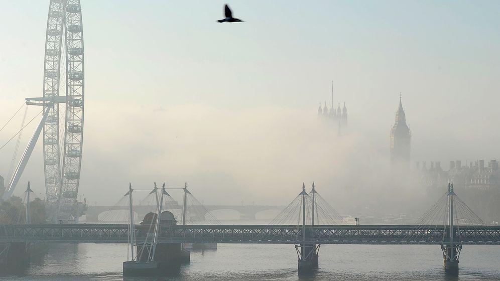 Obdachlosen-Tour in London: Banken, Brücken, Bettler