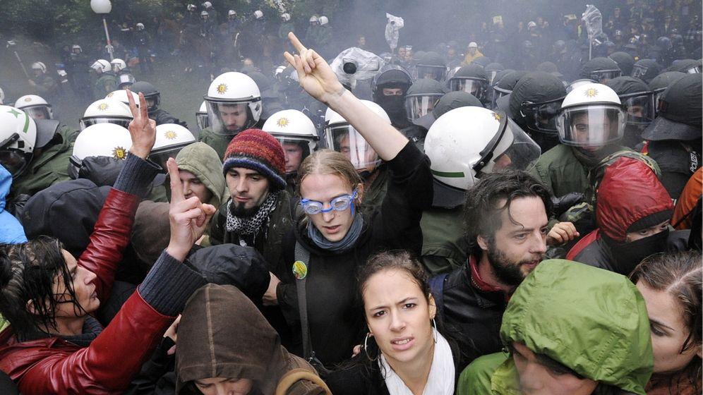 Protest gegen Stuttgart 21: Mappus lehnt Entschuldigung ab