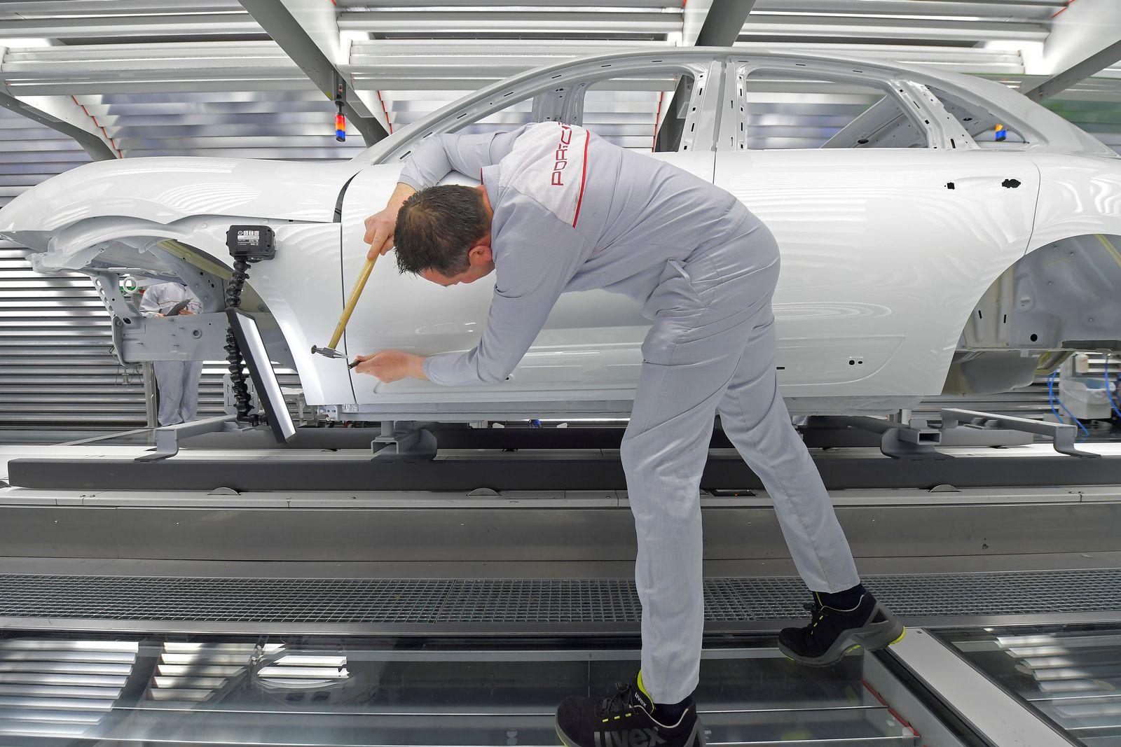 Porsche/ Leipzig
