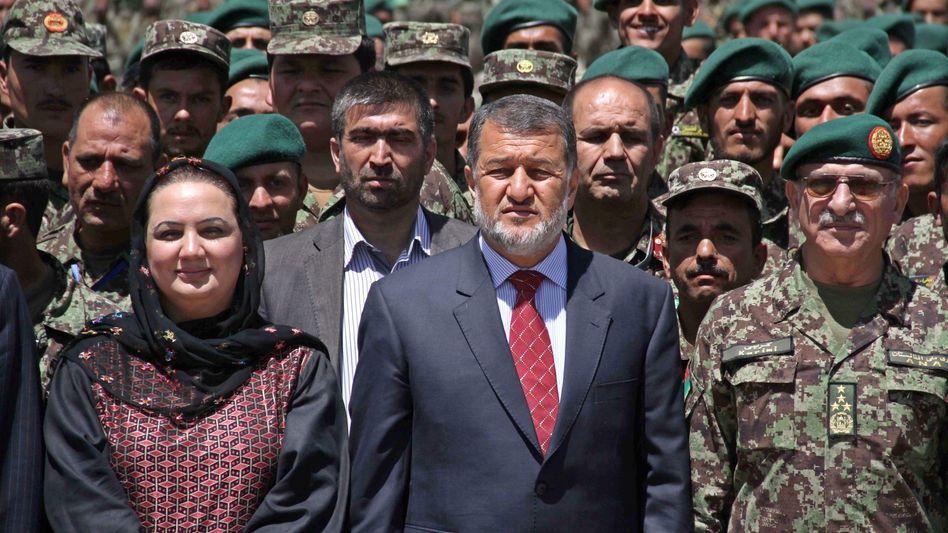 Anschlag in Kabul: Prominente afghanische Politikerin überlebt Attentat