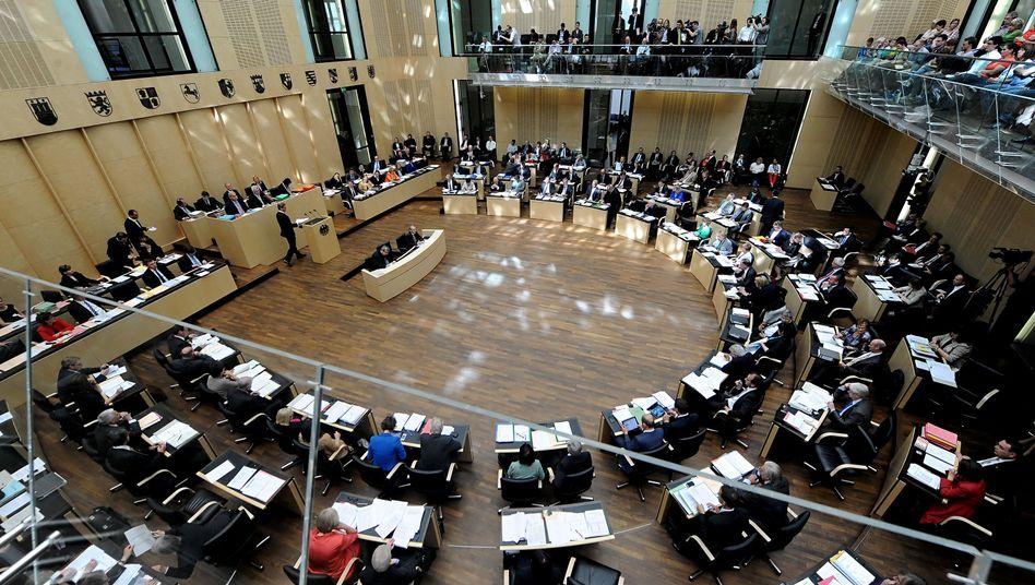 Sitzung im Bundesrat (Archivbild): Die Lohnuntergrenze ist nun gebilligt