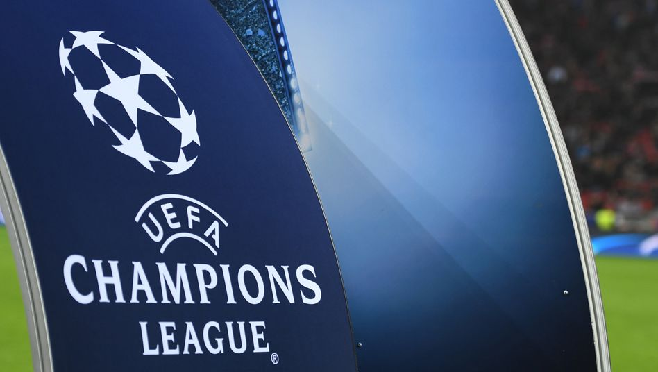 Das Champions-League-Logo