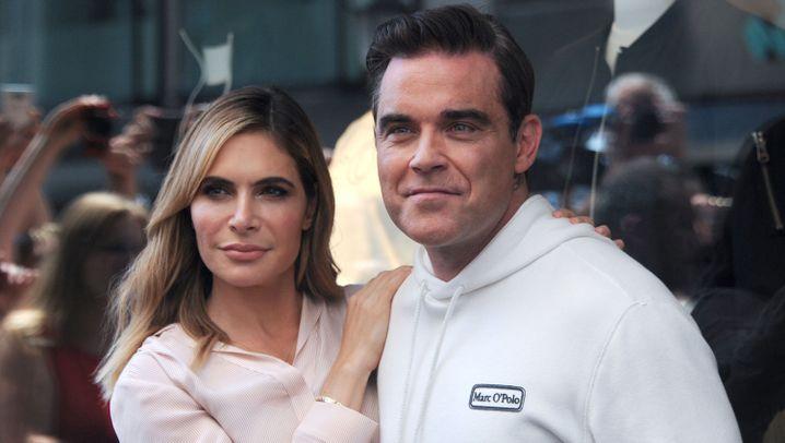 Robbie Williams: Drogen und Depressionen